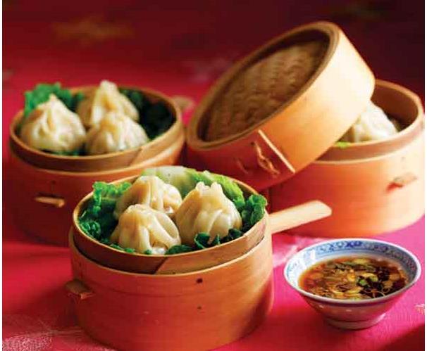 Pork Dumplings (Shiu Mai)