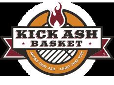 Kick Ash Basket logo